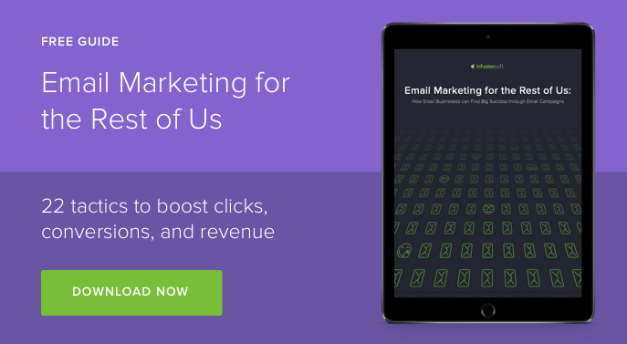 Email Marketing for the Rest of Us - Free Guide