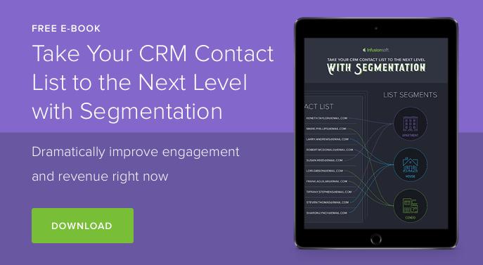 CRM Segmentation - Free Guide